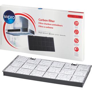 Uhlíkový filter Typ 150