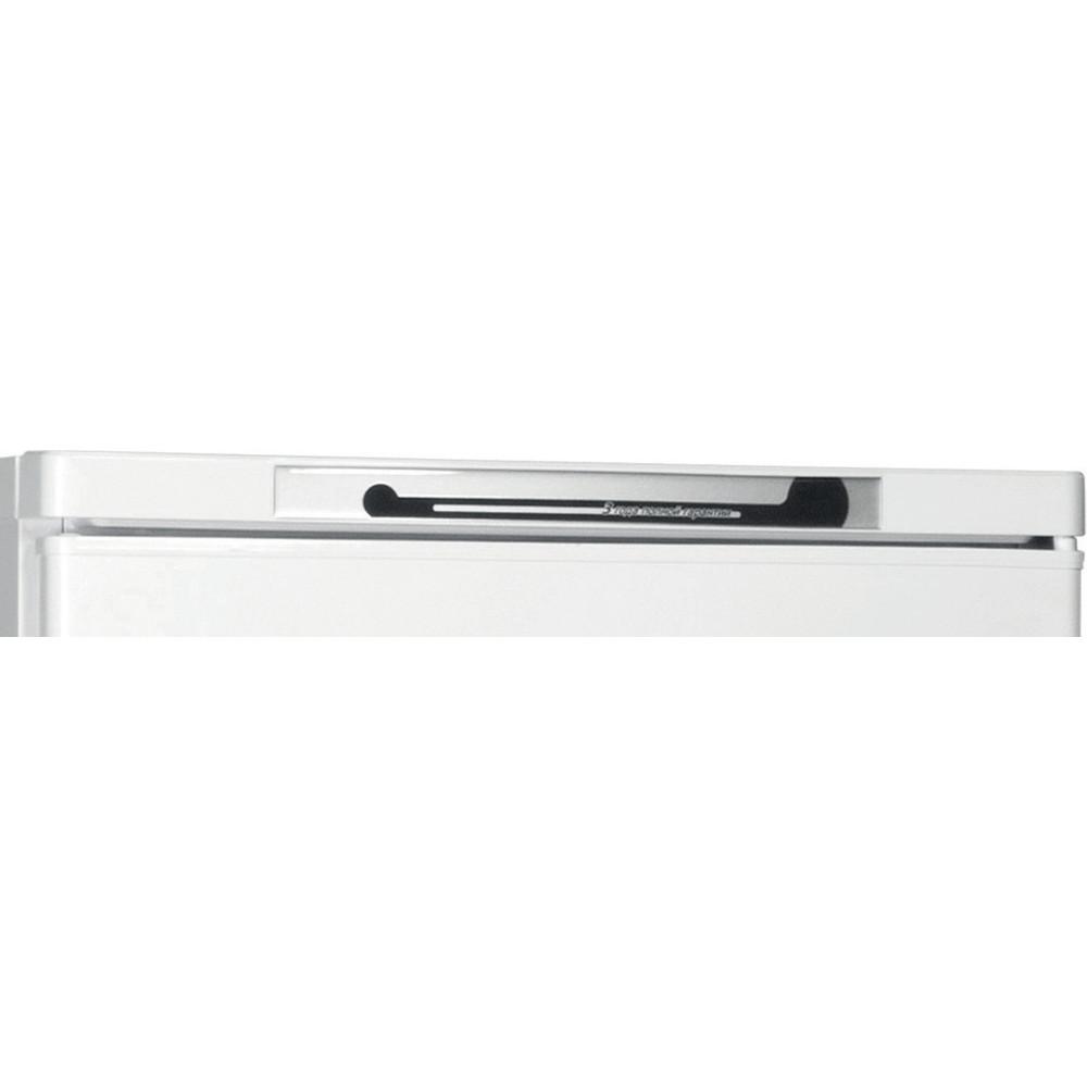 Indesit Холодильник Отдельностоящий ITD 167 W Белый Control panel