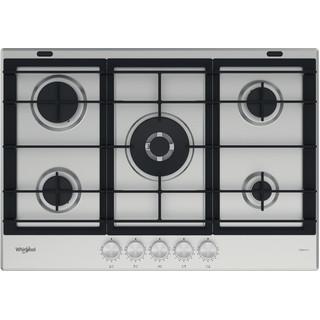 Whirlpool Ploča za kuhanje GMWL 728/IXL Inox lxelium Plinska Frontal