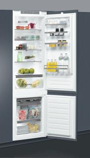 Kalusteisiin sijoitettava Whirlpool jääkaappipakastin - ART 98101