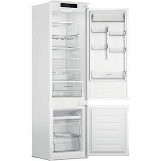 Indesit Combinazione Frigorifero/Congelatore Da incasso INC20 T332 Bianco 2 porte Perspective open