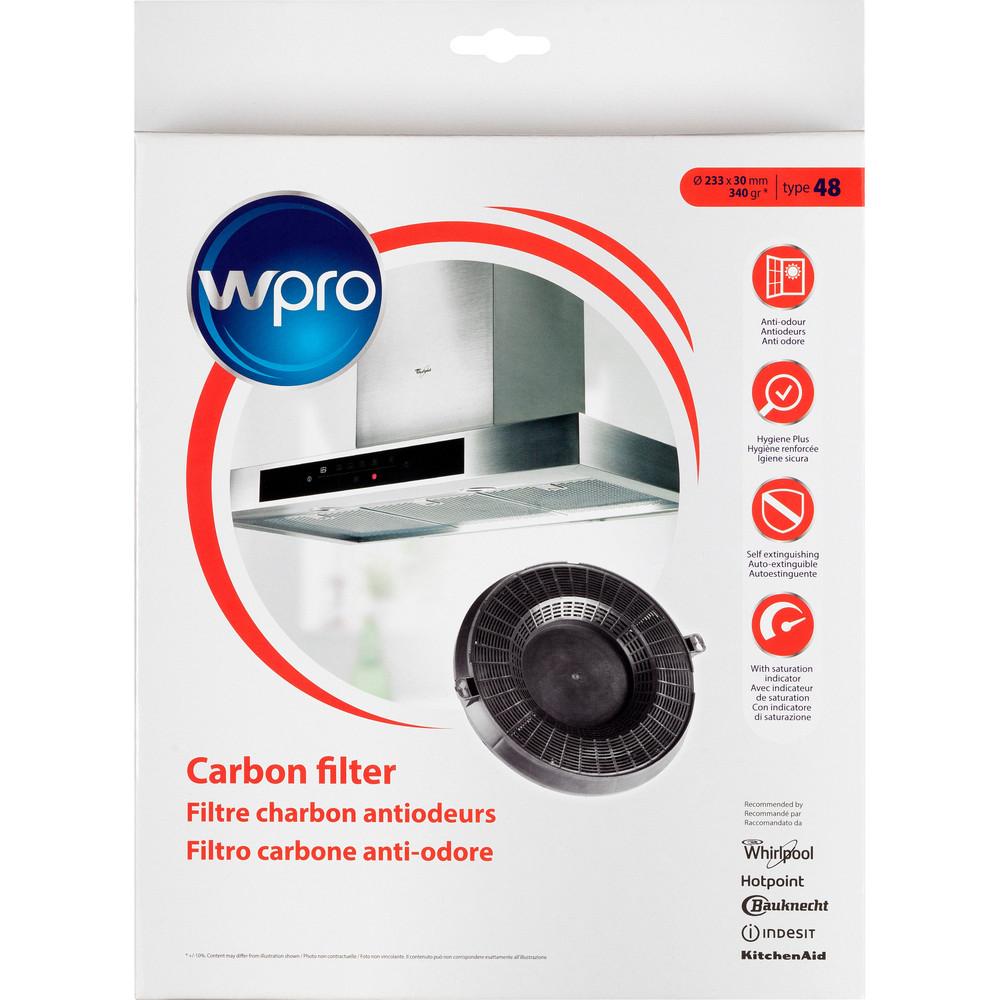 Carbon filter anti odour  Type 48