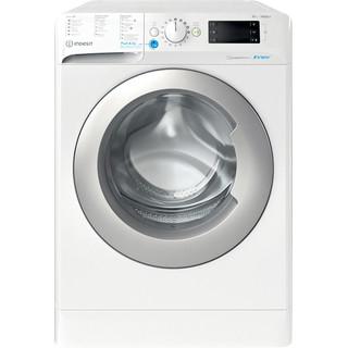Máquina de lavar roupa de carga frontal livre instalação Indesit: 10 kg