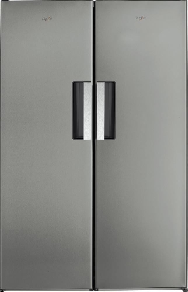 Whirlpool Refrigerator Free-standing SW8 AM2C XARL 2 Optic Inox Frontal