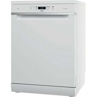 Whirlpool Máquina de lavar loiça Independente com possibilidade de integrar WFC 3C33 PF Independente com possibilidade de integrar D Perspective