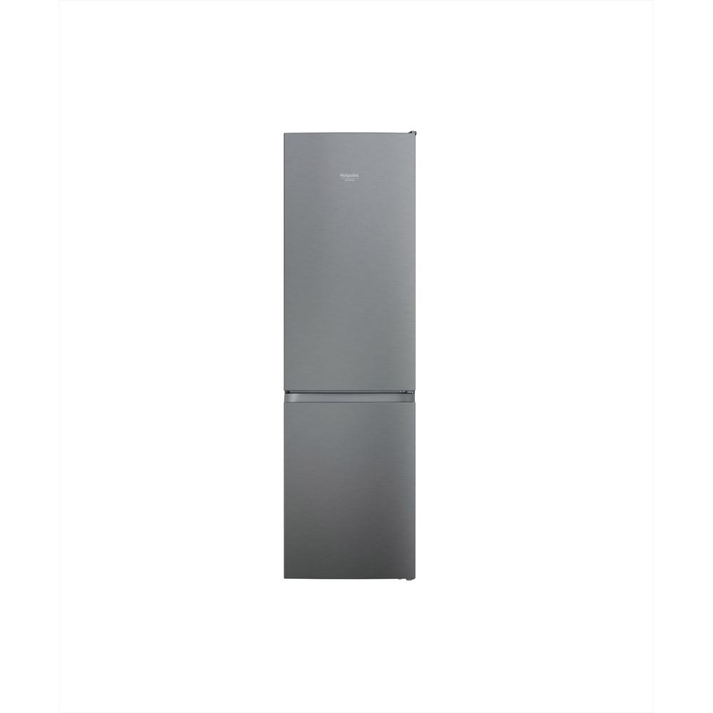 Hotpoint_Ariston Combinados Libre instalación HAFC9 TI32SX Saturn Steel 2 doors Frontal