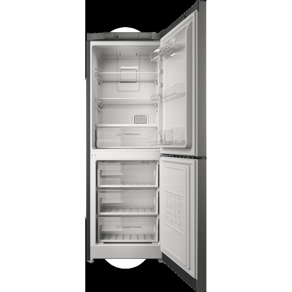 Indesit Холодильник с морозильной камерой Отдельностоящий ITS 4160 S Серебристый 2 doors Frontal open