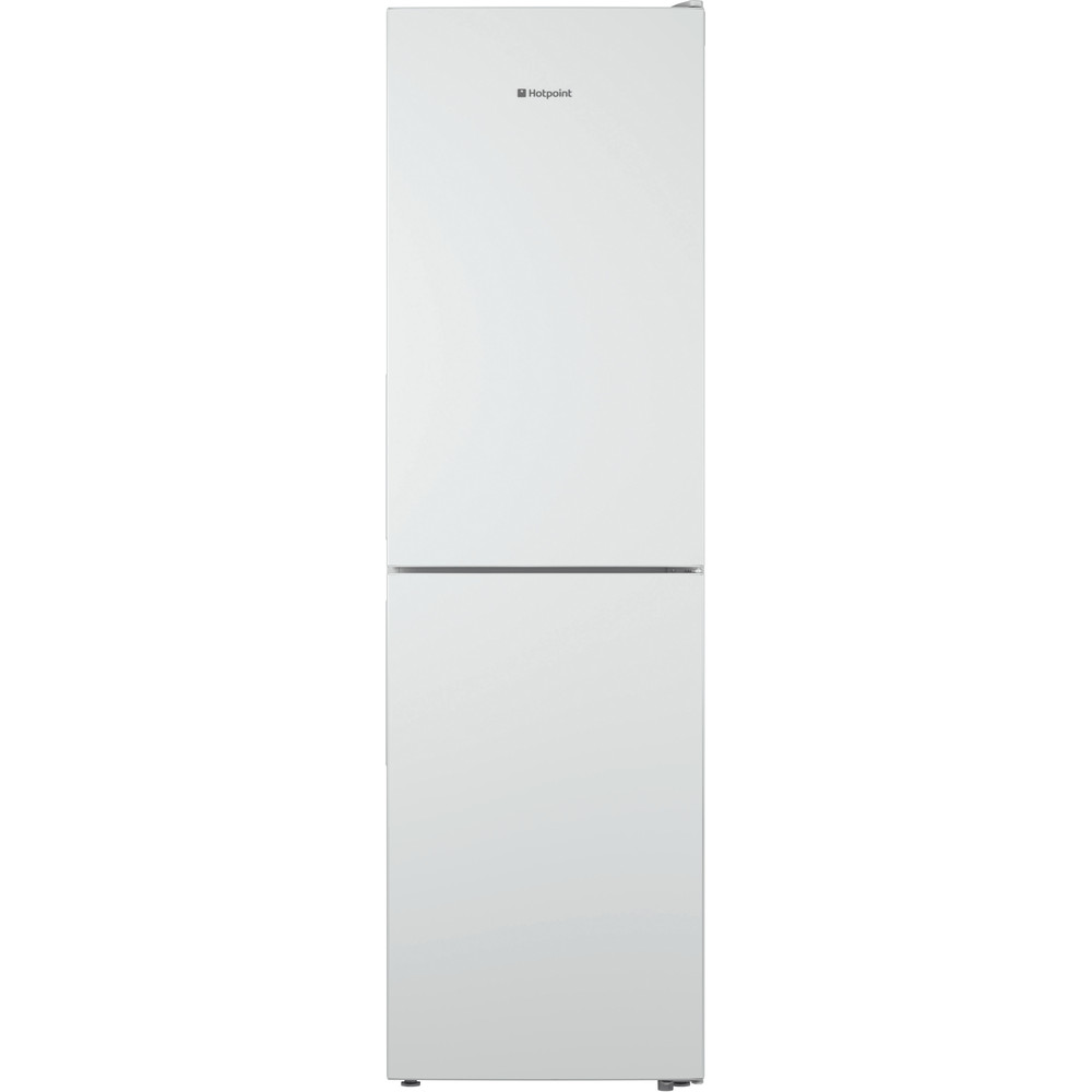 Hotpoint Fridge Freezer Free-standing XAO95 T1I W.1 White 2 doors Frontal