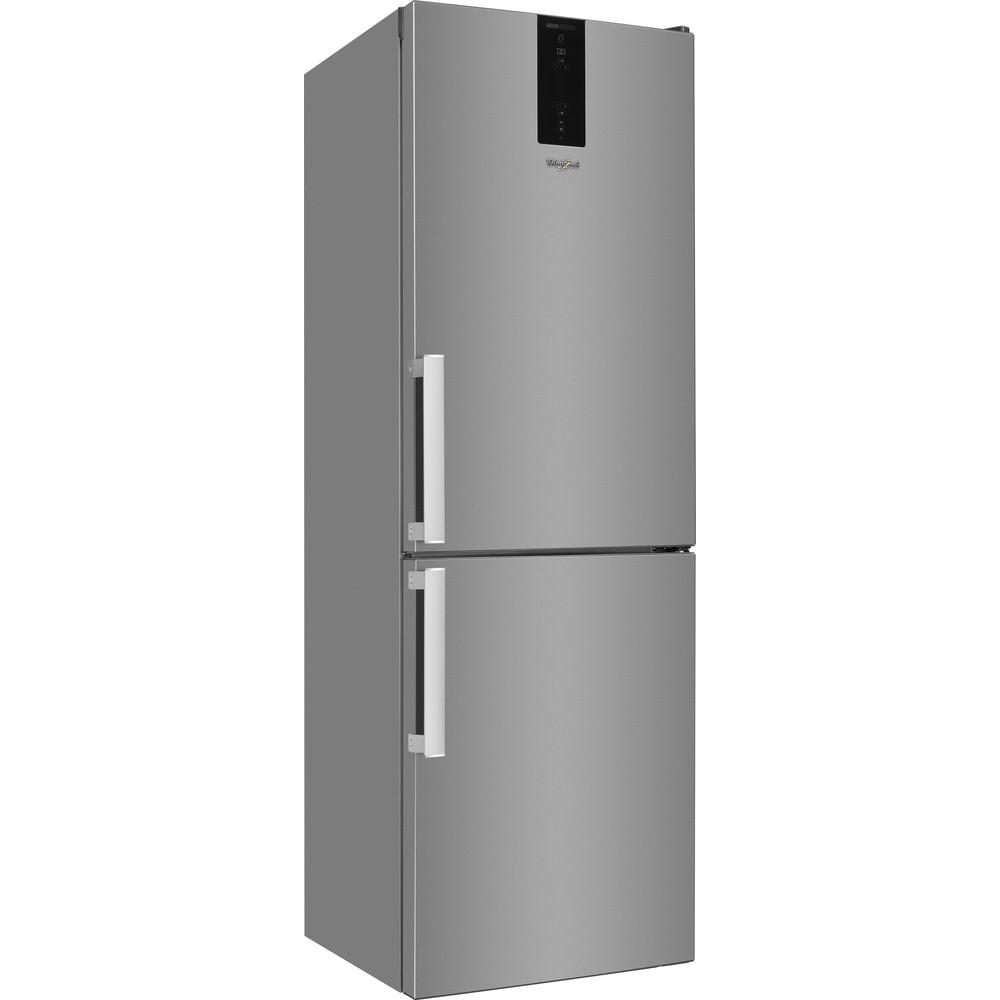 Whirlpool koel/vriescombinatie: vorstvrij - W7 832T MX H