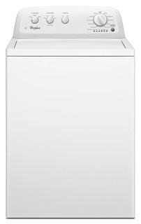 Whirlpool freestanding top loading washing machine: 15kg - 3LWTW4705FW