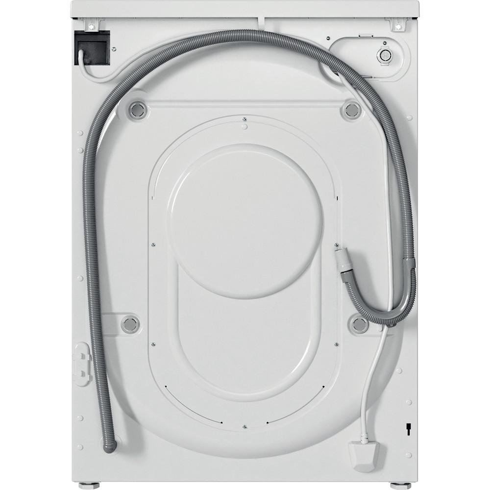 Indesit Lavasciugabiancheria A libera installazione EWDE 861483 W IT N Bianco Carica frontale Back / Lateral