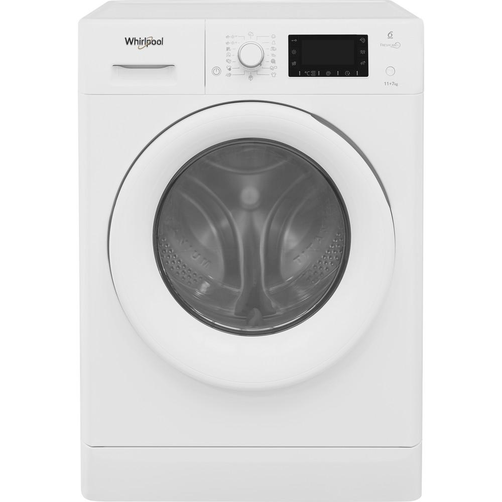 Whirlpool FWDD117168W  Washer Dryer in White