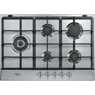 Whirlpool AKM331/IX Elektrische kookplaat - Inbouw - 4 elektrische zones