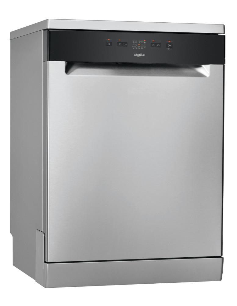 Whirlpool Dishwasher Samostojni WFE 2B19 X Samostojni A+ Perspective