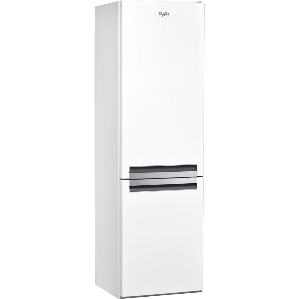 Холодильник Whirlpool з нижньою морозильною камерою соло: з системою frost free - BSNF 8121 W