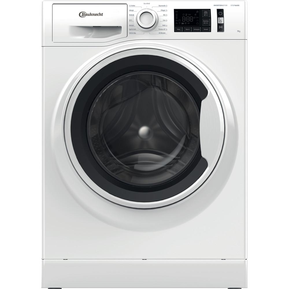 Bauknecht Waschmaschine Standgerät WA Ultra 711C Weiss Frontlader D Frontal