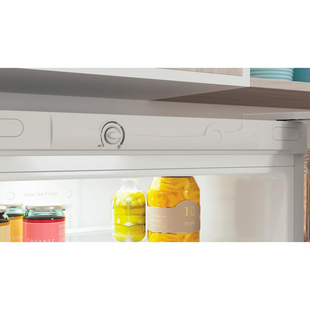 Indesit Холодильник с морозильной камерой Отдельностоящий ITR 4200 W Белый 2 doors Lifestyle control panel