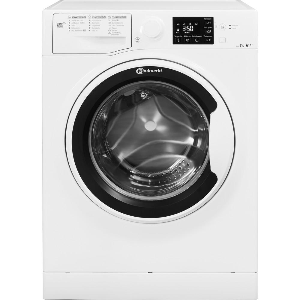Bauknecht Waschmaschine Standgerät WM Pure 7G42 Weiss Frontlader A+++ Frontal