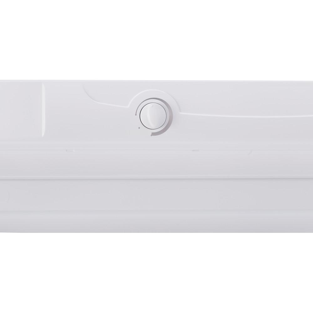 Indesit Морозильная камера Отдельностоящий DSZ 4150.1 Белый Control panel