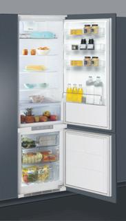 Whirlpool beépíthető hűtő-fagyasztó: fagymentes - ART 9620 A++ NF