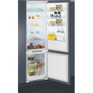 Whirlpool Kombinētais ledusskapis/saldētava Iebūvējams ART 9620 A++ NF Balta 2 doors Perspective open