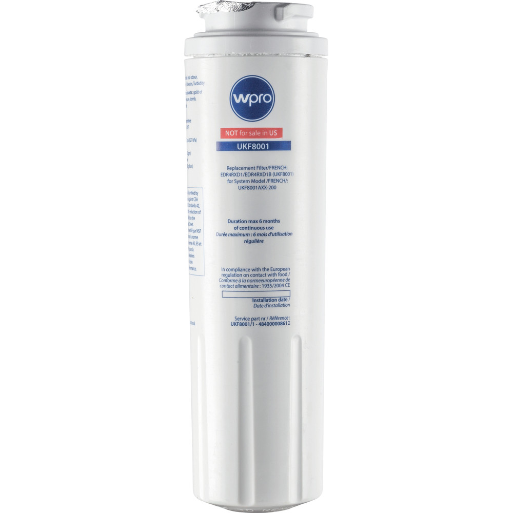 Internal water filter cartridge Amana - Maytag
