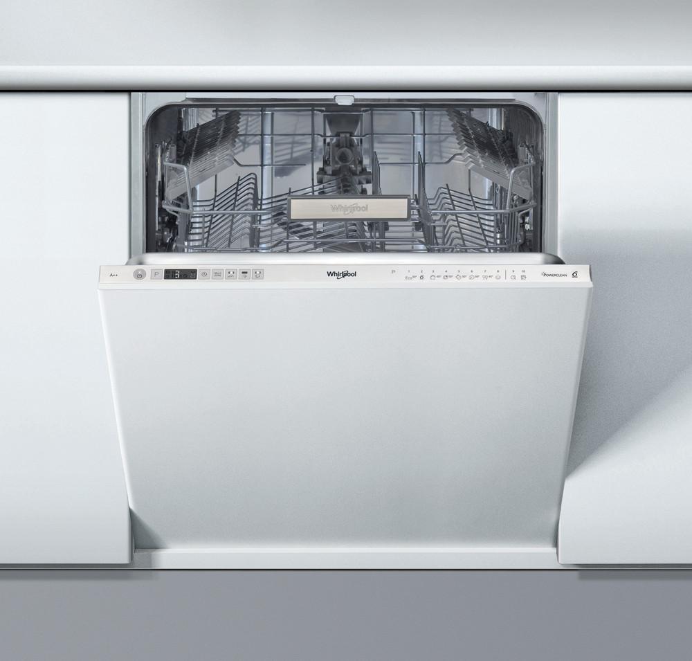 Whirlpool Astianpesukone Kalusteisiin sijoitettava WCIO 3T321 PS E Full-integrated A++ Lifestyle frontal