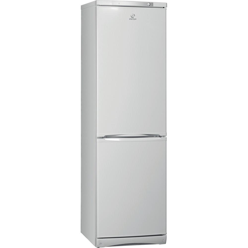 Indesit Холодильник с морозильной камерой Отдельностоящий ES 20 Белый 2 doors Perspective