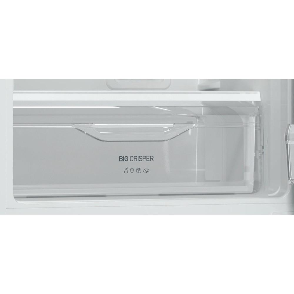 Indesit Холодильник с морозильной камерой Отдельностоящий DF 5180 W Белый 2 doors Drawer