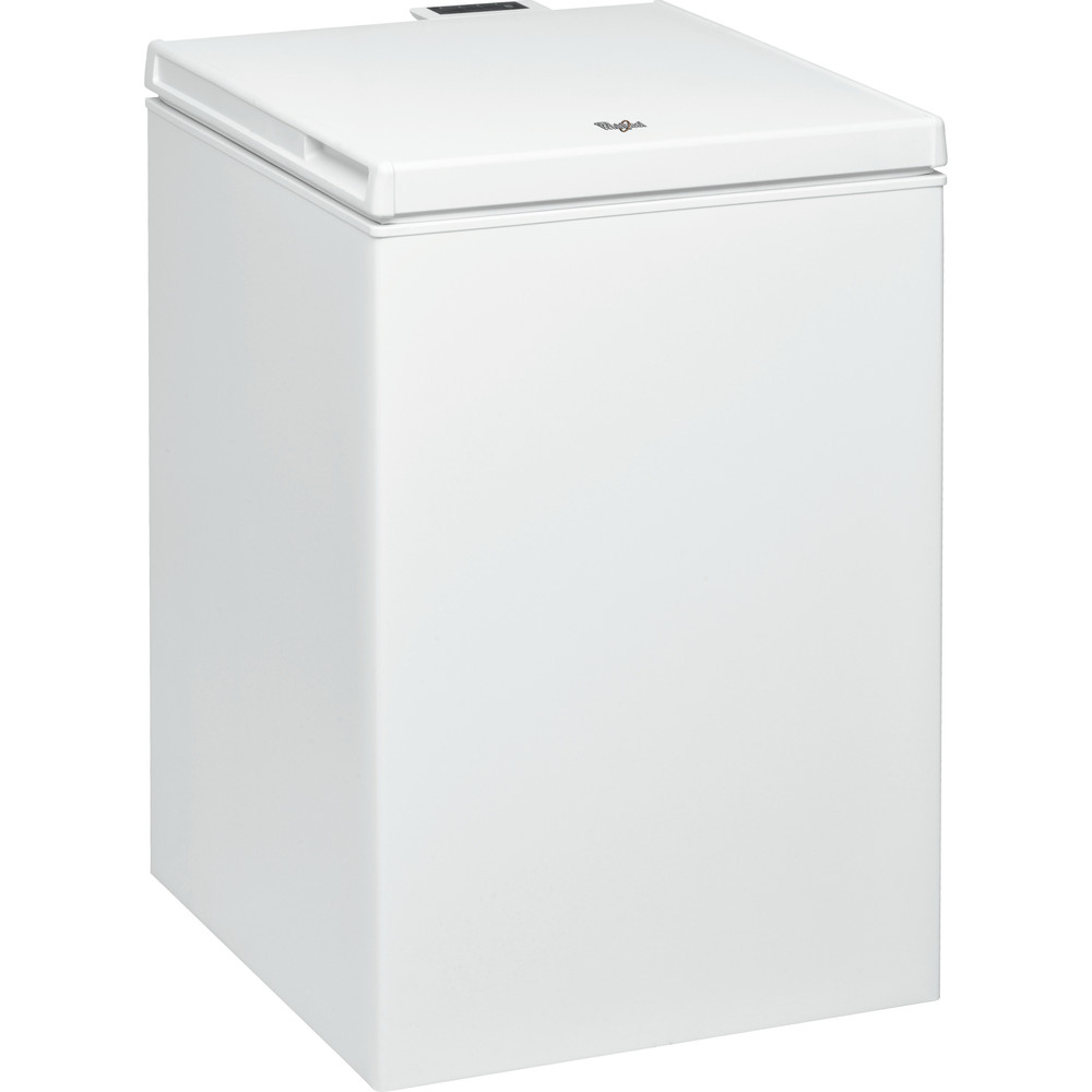 Whirlpool frysbox: färg vit - WHS1421