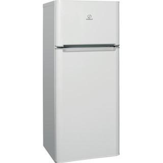 Indesit Холодильник с морозильной камерой Отдельно стоящий TIA 14 S AA UA Белый 2 doors Perspective