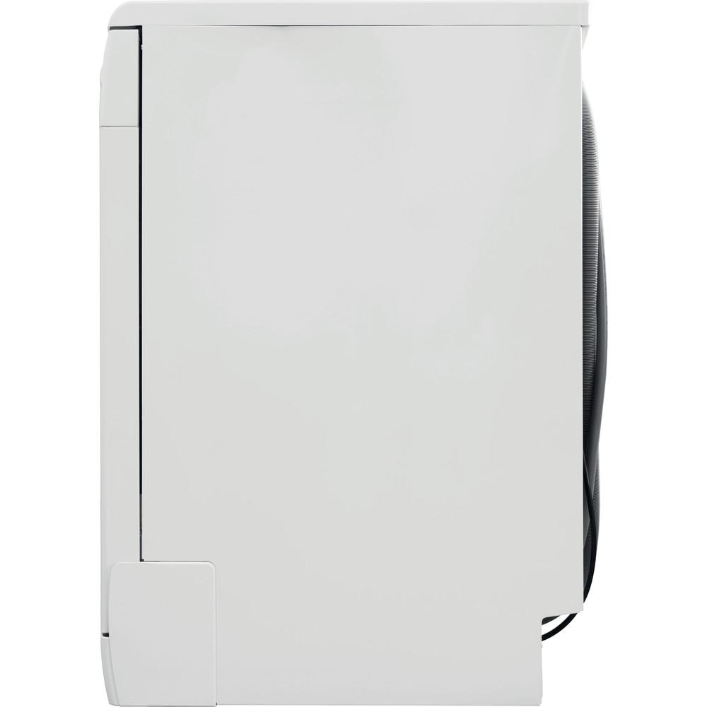 Indesit Посудомоечная машина Отдельно стоящий DSR 57M19 A EU Отдельно стоящий A Back / Lateral