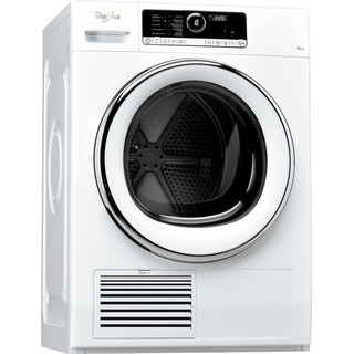 Конденсаторна сушильна машина Whirlpool: соло, 9 кг - DSCX 90120