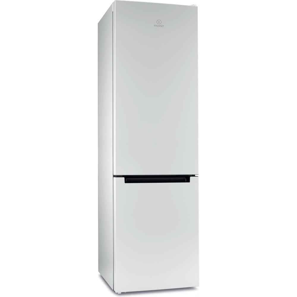 Indesit Холодильник с морозильной камерой Отдельностоящий DS 4200 W Белый 2 doors Perspective