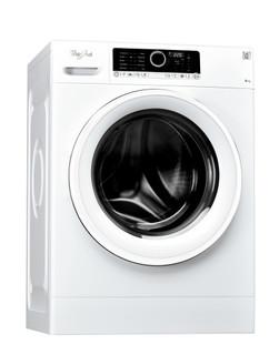 Whirlpool freestanding front loading washing machine: 8kg - FSCR 80211