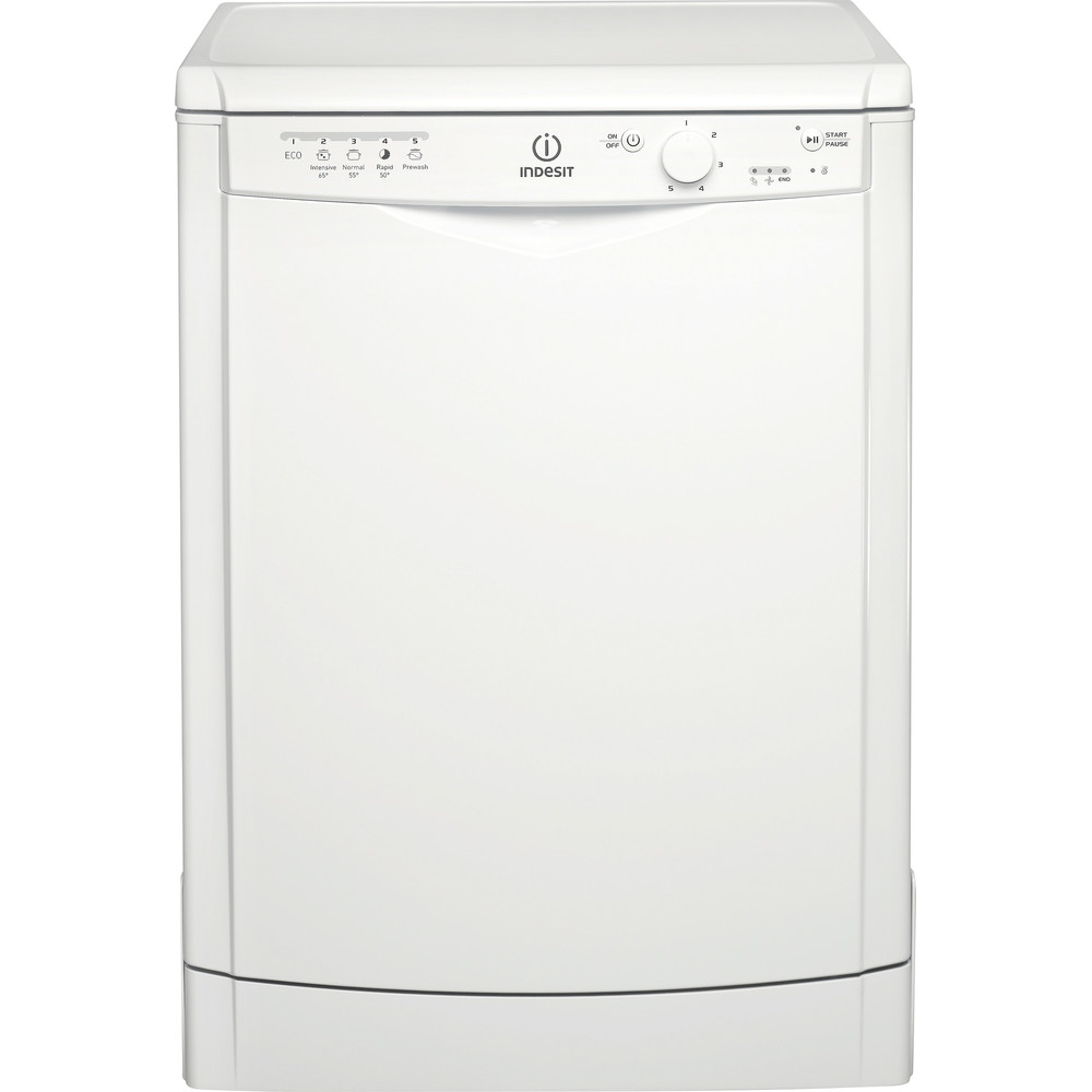 Indesit Dishwasher Free-standing DFG 15B1 UK Free-standing A Frontal