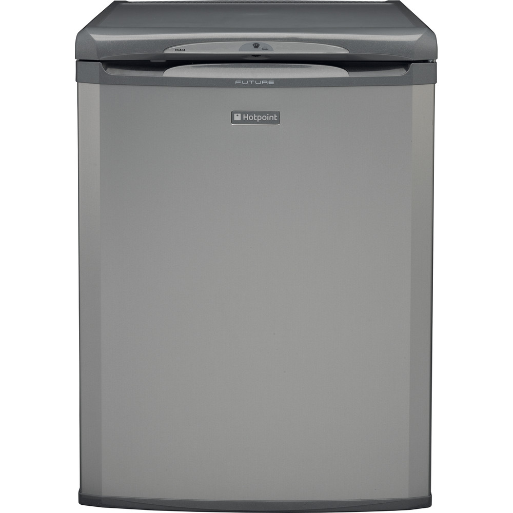 Hotpoint Refrigerator Free-standing RLA36G Graphite Frontal