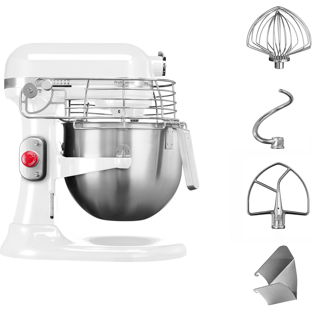 MIXER BOWL-LIFT 6.9L - PROFESSIONAL 5KSM7990X