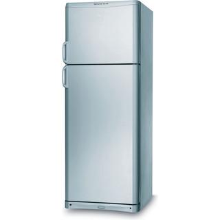Indesit Combinazione Frigorifero/Congelatore A libera installazione TAAN 6 FNF S Argento 2 porte Perspective