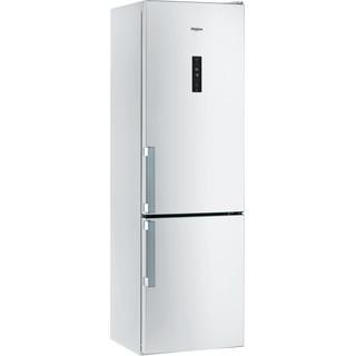 Холодильник Whirlpool з нижньою морозильною камерою соло: з системою frost free - WTNF 923 W