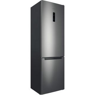 Indesit Холодильник с морозильной камерой Отдельно стоящий ITI 5201 S UA Серебристый 2 doors Perspective