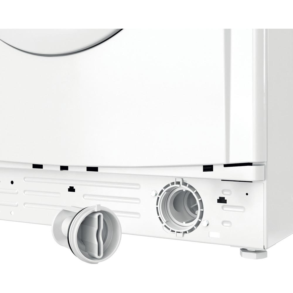 Indesit Wasmachine Vrijstaand EWD 71452 W EU N Wit Voorlader E Filter