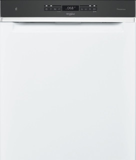Whirlpool astianpesukone: Valkoinen, Täysikokoinen - WUO 3O41 PLG