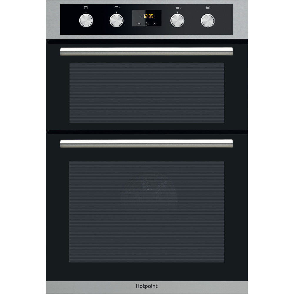 Hotpoint Double oven DD2 844 C IX Inox A Frontal