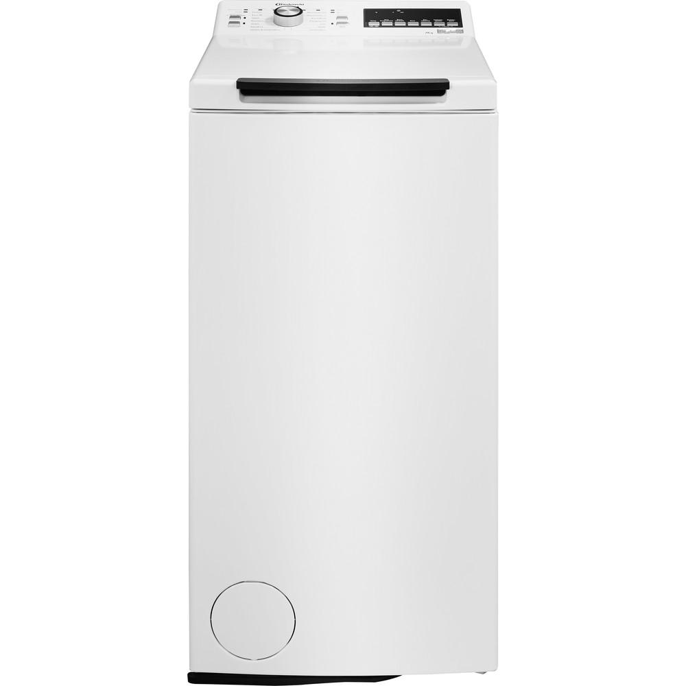 Bauknecht Waschmaschine Standgerät WMT Style 722 ZEN Weiss Toplader A+++ Frontal