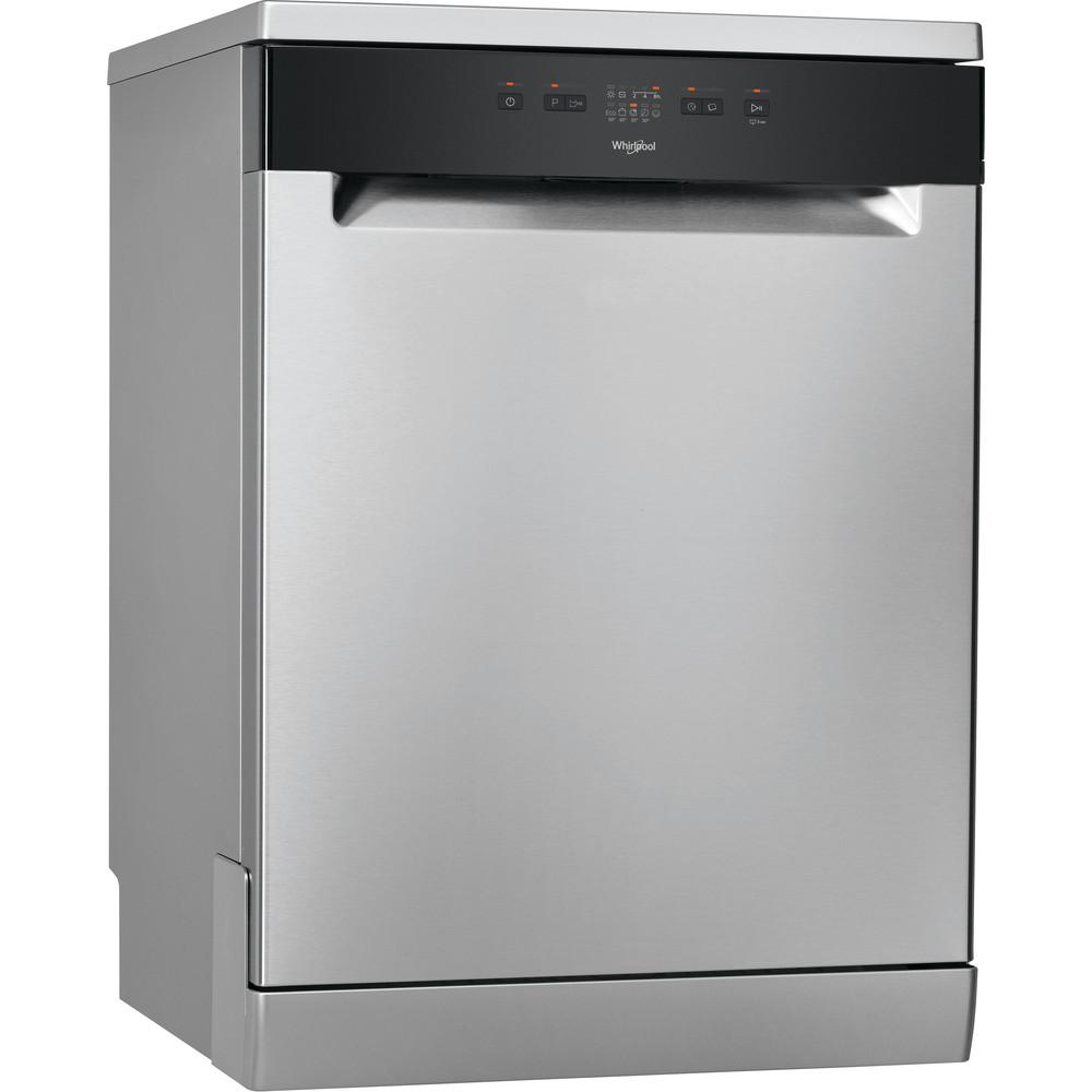 Whirlpool WFE 2B19 X UK N Dishwasher - Stainless Steel