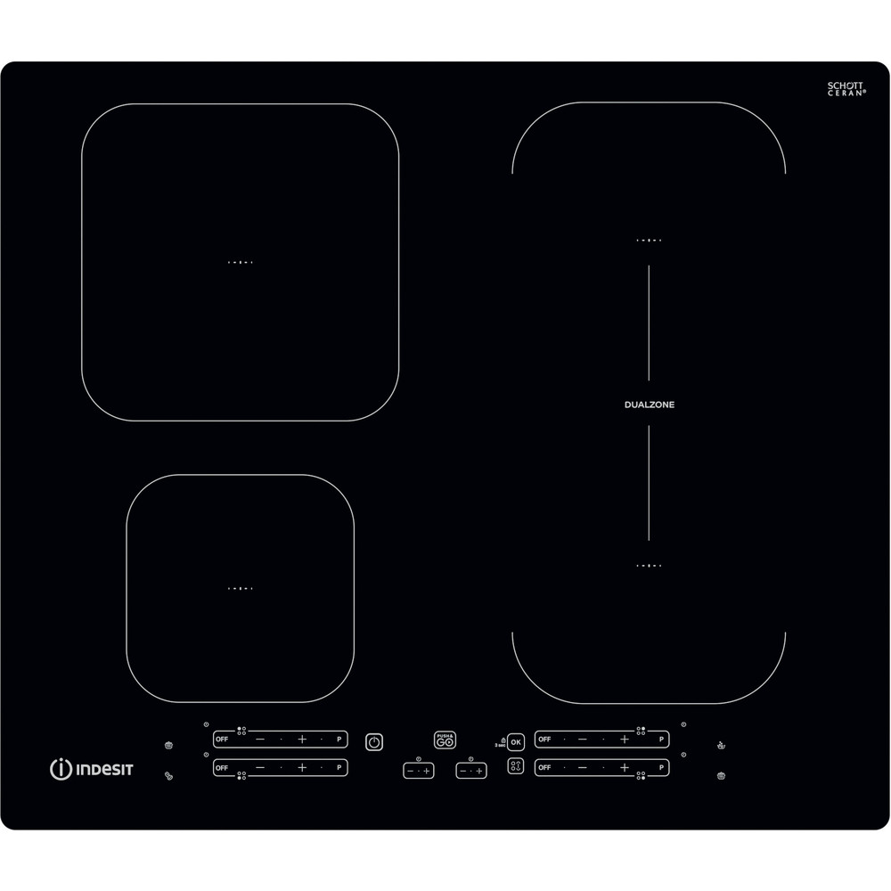 Indesit IB 65B60 NE Induction Hob