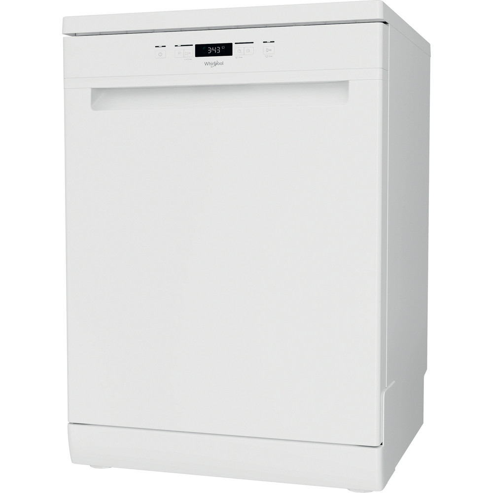 Whirlpool SupremeClean WFC 3B19 UK N Dishwasher A+ 13 Place - White