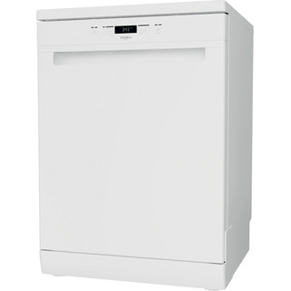 Whirlpool Dishwasher Free-standing WFC 3B19 UK N Free-standing A+ Perspective