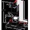 Whirlpool Liesituuletin Kalusteisiin sijoitettava WHSS 92F LT K Musta Wall-mounted Elektroninen Frontal